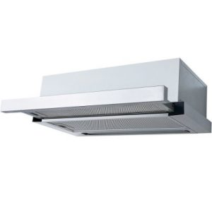 DiLusso TH604MSL 60cm Slide Out Rangehood - New