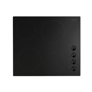 Euro 60cm ECT60CB Electric Cooktop - New