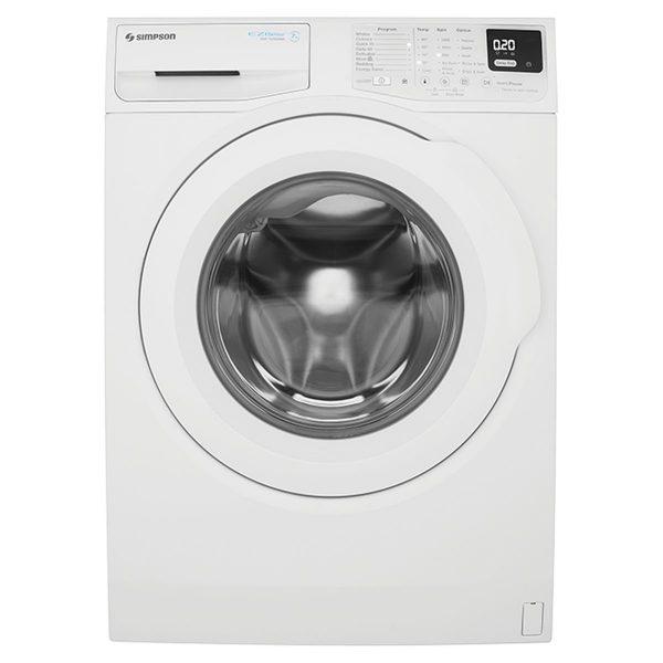 Simpson SWF7025EQWA 7kg Front Load Washing Machine