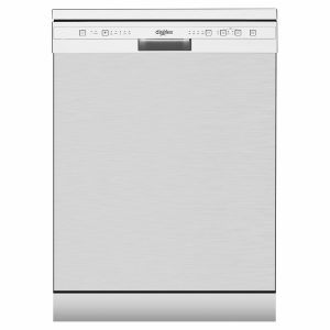 Dishlex DSF6104XA 60cm Freestanding Dishwasher Stainless Steel