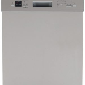 Euro ED614SX Freestanding Dishwasher Stainless Steel
