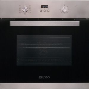 Di Lusso OV608MS 8 Function 60cm Electric Wall Oven w/ Digital Timer